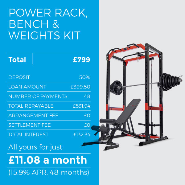 Powerhouse - 15.9% APR finance option