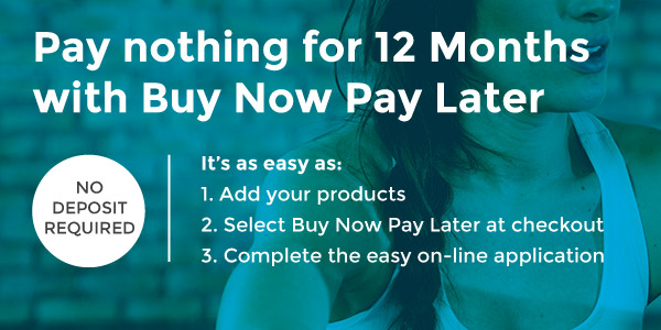 Pay nothing for 12 Months with Buy Now Pay Later