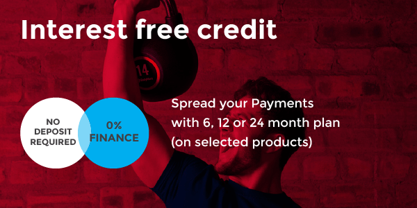 Spread your Payments width 5, 12, or 24 month plan (on selected products)