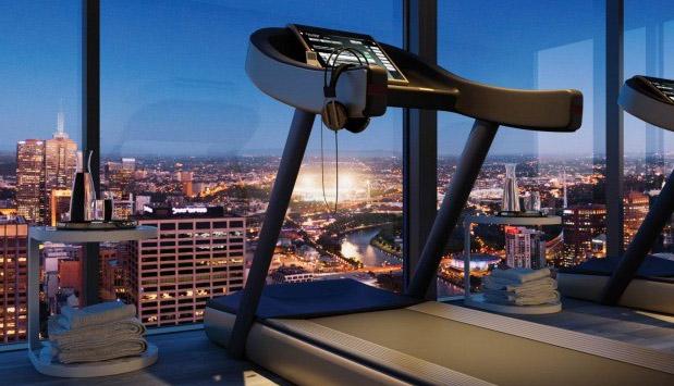 treadmill hotel