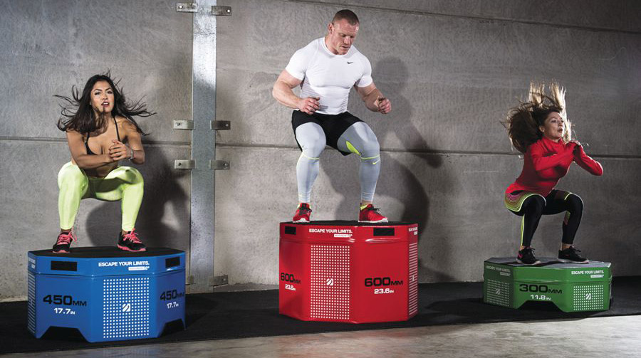 Escape Fitness Plyometrics