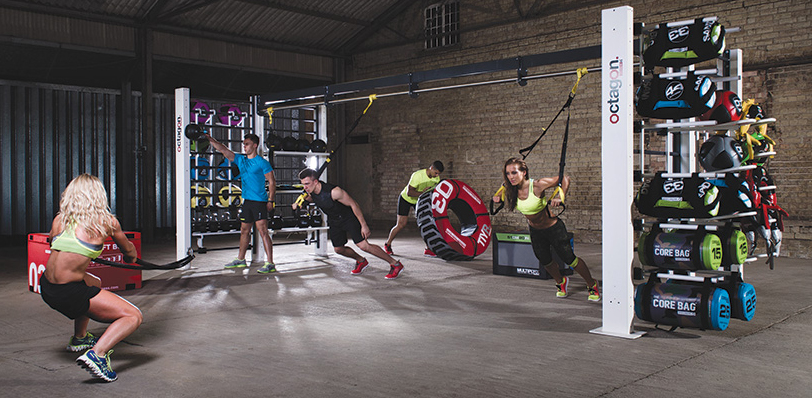 Escape Fitness HIIT Fitness