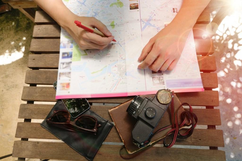 planning a walking tour