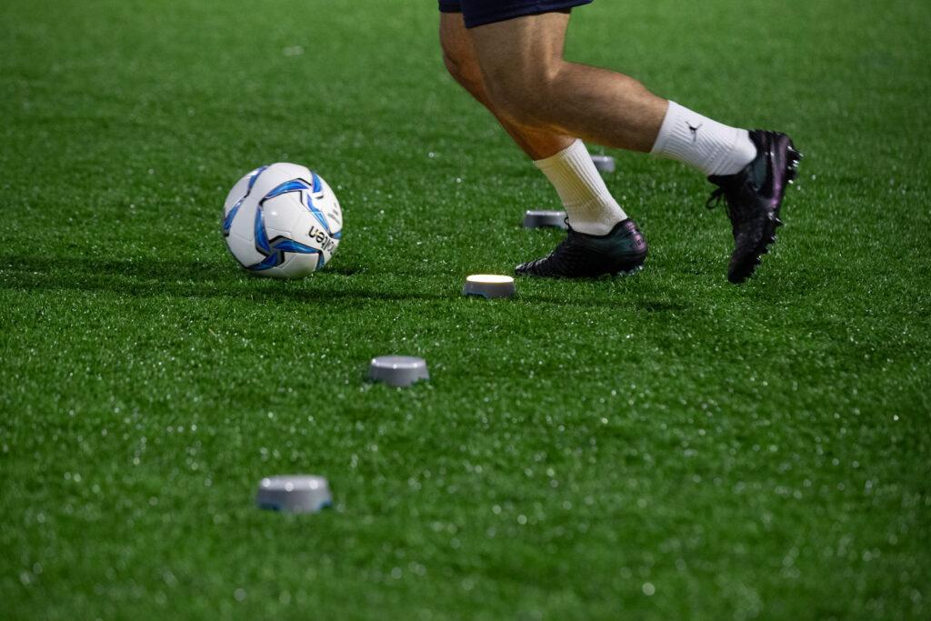 Football training BlazePod